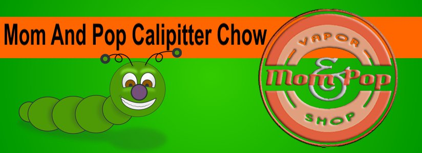 Mom and pop Calipitter Chow
