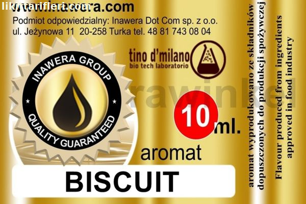 Inawera Biscuit Likit Aroma