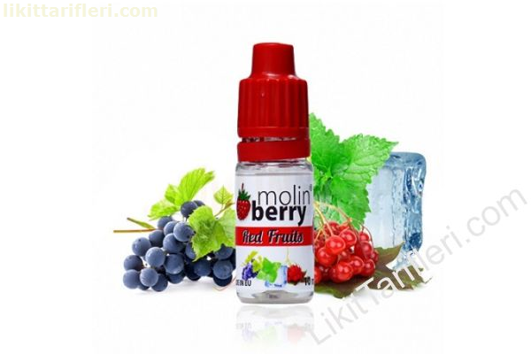 Aroma_Likit_Molinberry Red Fruits MLines